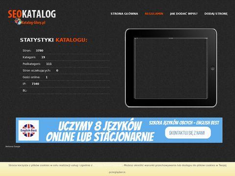 Katalog Stron