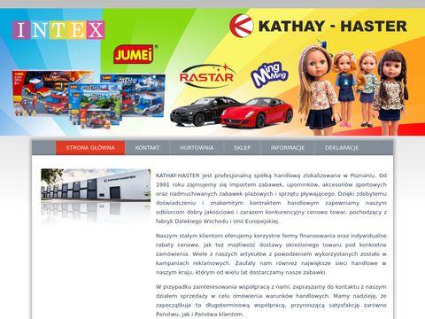 KATHAY-HASTER zabawki plażowe importer