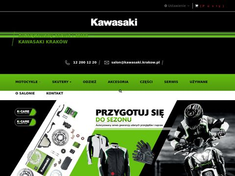 Www.kawasaki.krakow.pl