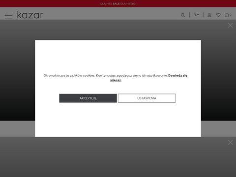 Kazar.com - Sklep internetowy z butami i torebkami