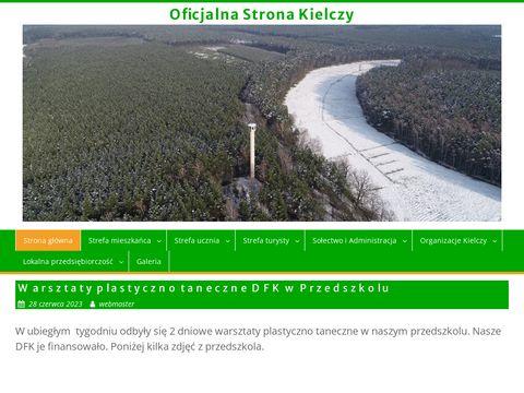 Oficjalna strona wsi Kielcza (gmina Zawadzkie)