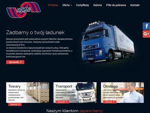 KIGAR Transport 艂adunk贸w niebezpiecznych