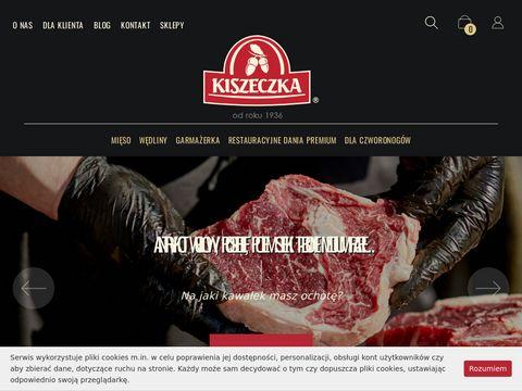 KISZECZKA Sp. z o.o. kiełbasa ze wsi