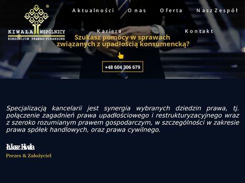 Kiwała & Wspólnicy - Porady prawne Wrocław