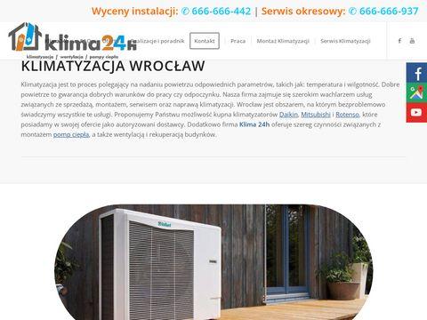 Www.klima24h.pl