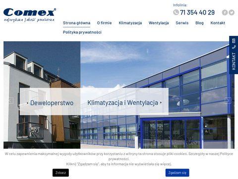 Www.klimatyzacja-comex.pl