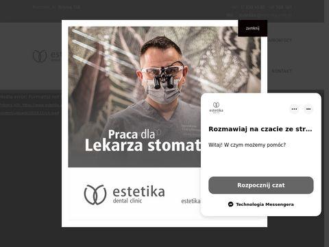 Klinika Implantologiczna - implanty Szczecin, dentysta Szczecin, protetyka Szczecin.