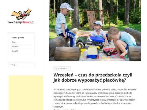 Kochamydzieci.pl - Zabawki dla dzieci