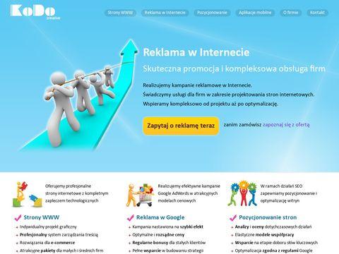 Agencja Interaktywna KoDo Creative - �ódź