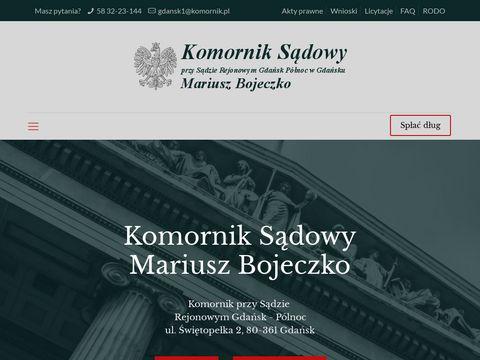 Komornicy Gdańsk