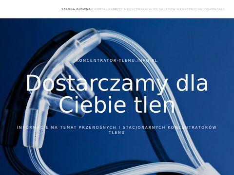 PrzenoÅ›ne koncentratory tlenu- koncentrator-tlenu.info.pl