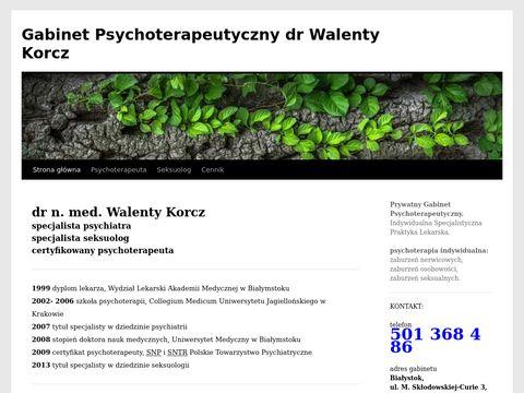 Psychoterapia Białystok