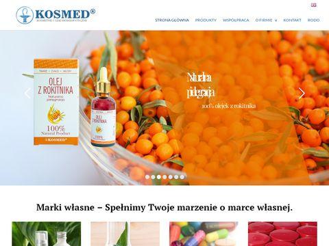 KOSMED - Kosmetyki na odleżyny, Nafta kosmetyczna