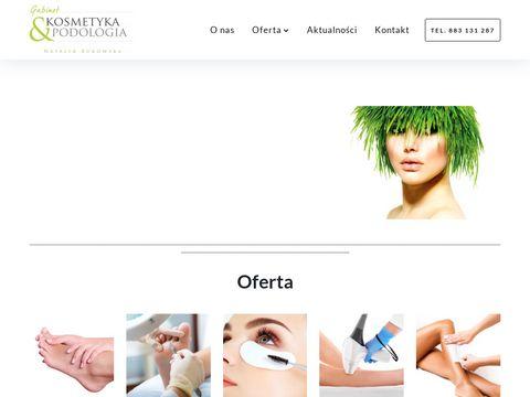 Gabinet Kosmetyczno - Podologiaczny Natalia Bukowska