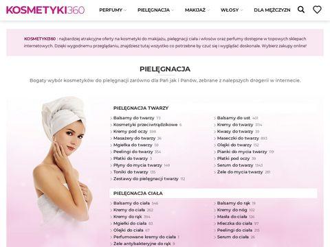 Kosmetyki do makijażu - kosmetyki360.pl