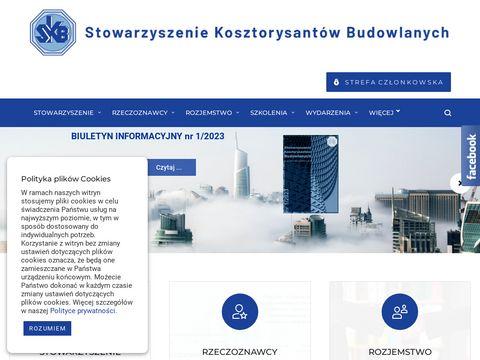 Stowarzyszenie Kosztorysantów Budowlanych
