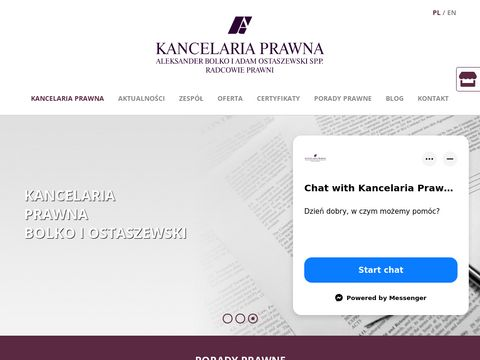 Kancelaria Prawna z Koszalina