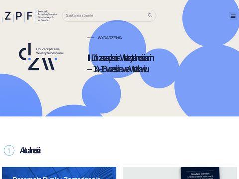 Konferencja PrzedsiÄ™biorstw Finansowych w Polsce
