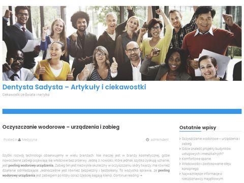 Dentysta Kraków - www.krakowdent.pl