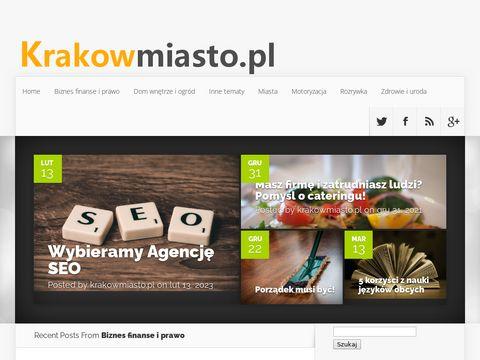 Praca Kraków, ogłoszenia drobne, oferty nieruchomości