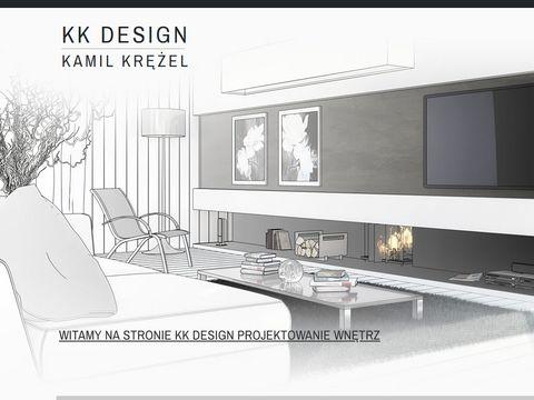 Projektant wn臋trz Kro艣cienko nad Dunajcem - krezeldesign.pl