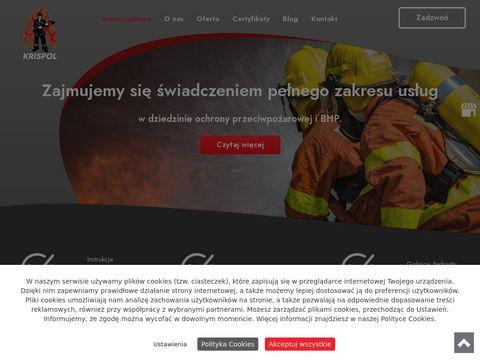 KRISPOL Sprzedaż Gaśnic Bydgoszcz