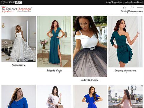 Krolowa-Shoppingu.pl - Bluzy