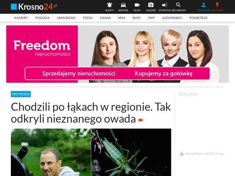 Krośnieński Portal Internetowy - Krosno24.pl