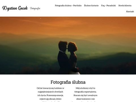 Fotografia Slubna - Krystian Gacek, Rzeszow, Podkarpacie, Zdjecia Slubne