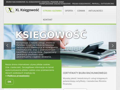 Biuro rachunkowe XL ksi臋gowo艣膰