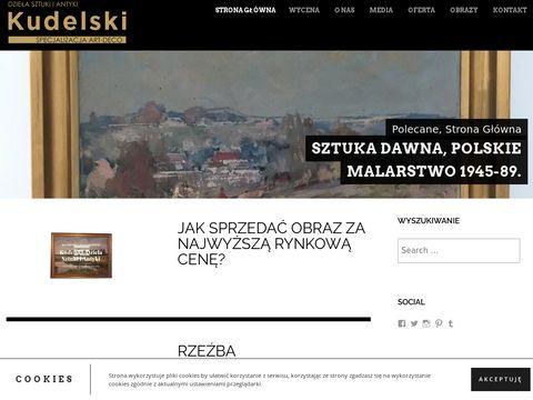 Kudelski-dzieła sztuki i antyki