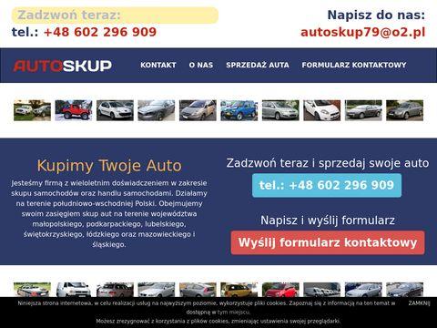 Auto Skup Nowy SÄ…cz