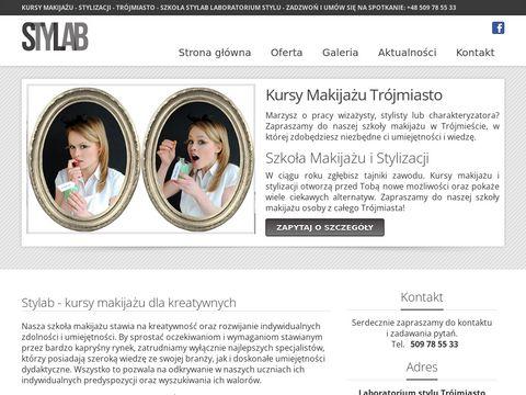 Kursy Makijażu Trójmiasto - Szkoła Makijażu i Stylizacji
