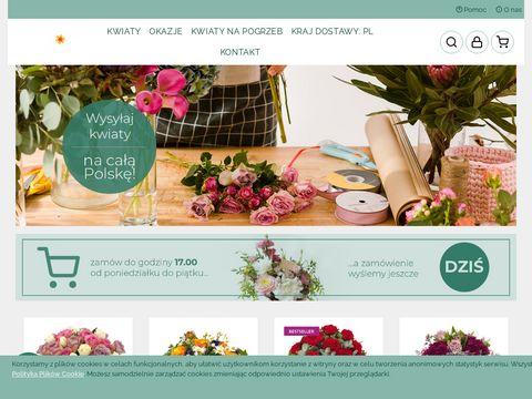 Kwiaciarnia Poznań