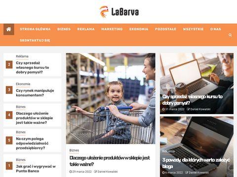 Pieczątki, wizytówki | Labarva