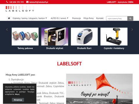 Labelsoft - czytniki kodu, drukarki Zebra