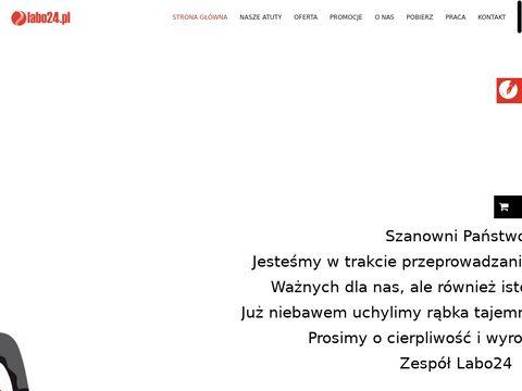 Www.labo24.pl