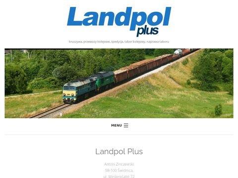 LANDPOL SP. Z O.O. wÄ™glarki