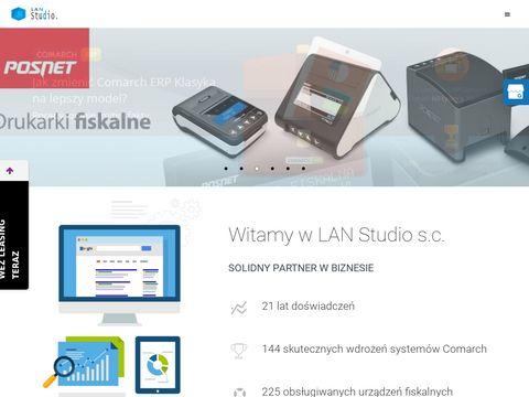 Www.lanstudio.pl