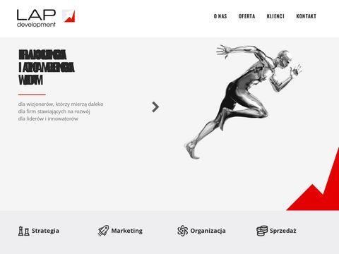 LAP development Doradztwo Marketingowe i Doradztwo Strategiczne