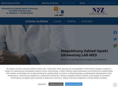 LAR-MED konsultacje pediatryczne 偶ywiec