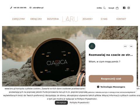 Www.laru.pl obr膮czki 艣lubne