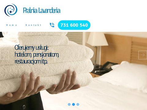 Pralnia dla hoteli Krak贸w - lavanderia.net.pl