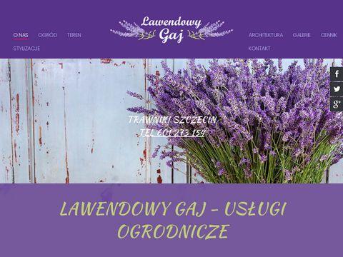 Ogrodnictwo Szczecin - Lawendowy Gaj