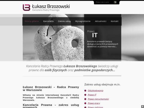 Kancelaria Radca Prawny Warszawa