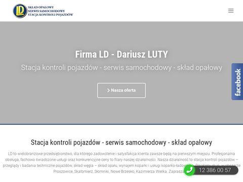 Skład węgla LD - Słomniki