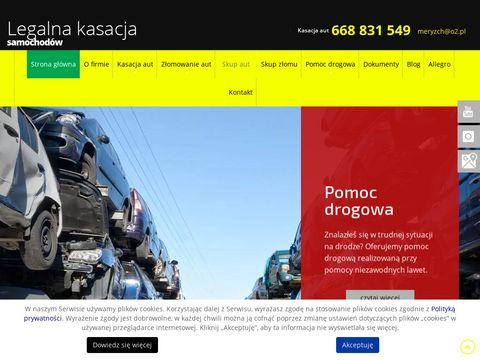 Legalnakasacjapojazdow.pl
