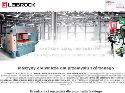 Leibrock.pl chemia obuwnicza