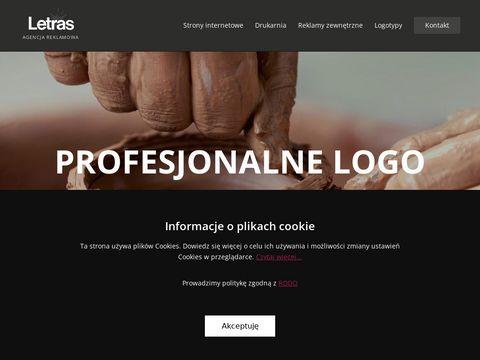 Tworzenie stron www - letras.pl