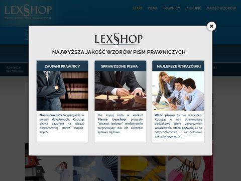 Lexshop.com.pl